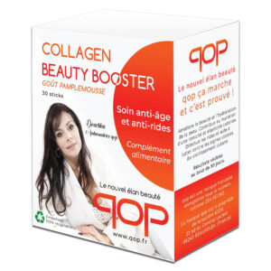 1 boîte Collagen Beauty Booster Pamplemousse