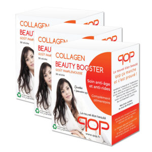 Pack 3 boîtes promo Collagen Beauty Booster