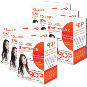 Pack 6 boîtes promo Collagen Beauty Booster