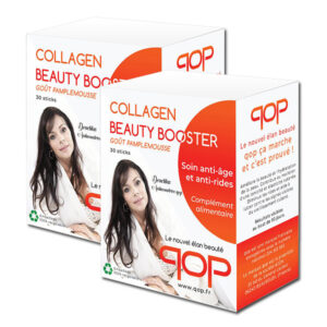 Pack 2 boîtes promo Collagen Beauty Booster