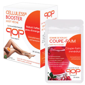 Pack 1 boite Celluless® + 1 Coupe-faim